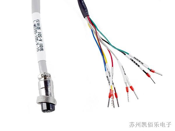 电缆插头 管型端子