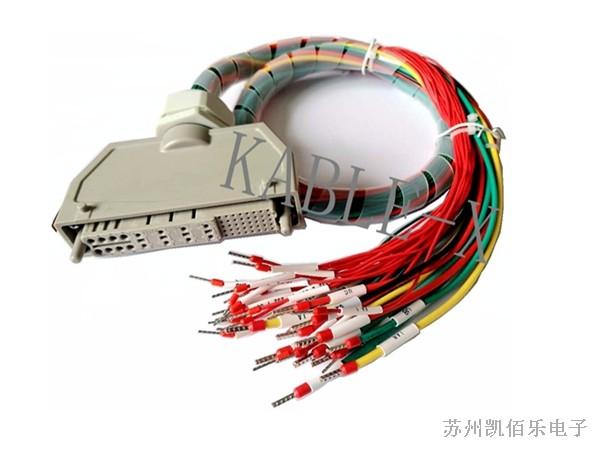 电力设备控制线束