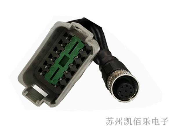控制器连接线束