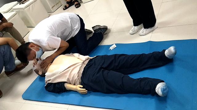 红十字急救培训图27