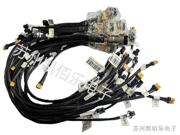 电动轮椅线束
