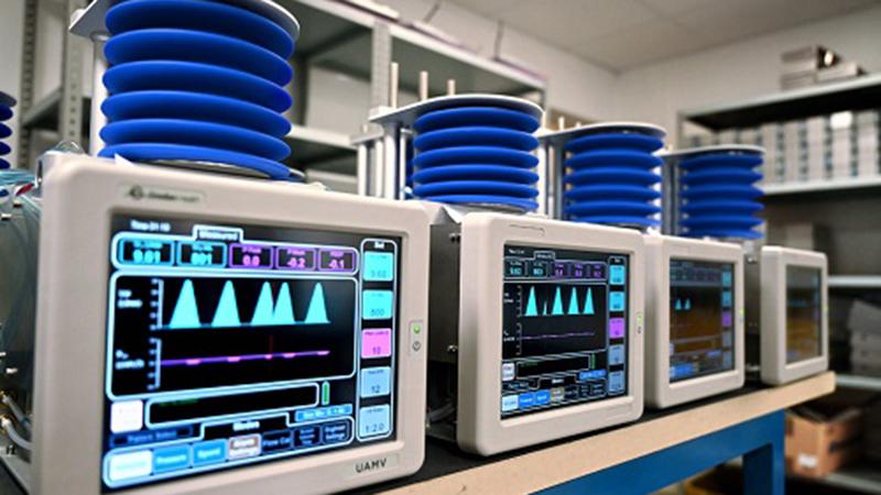 医疗电源DC输出线在呼吸机上的应用