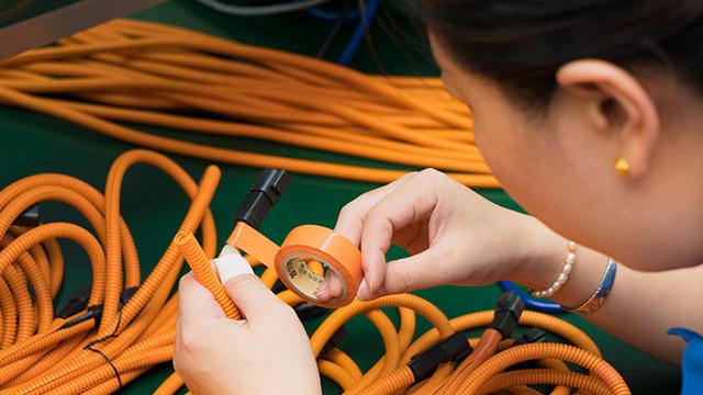 电子线束定制需要注意什么?