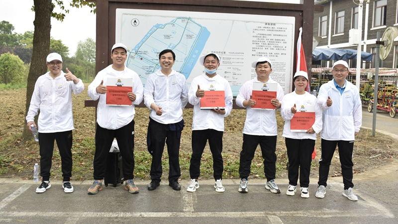 第三名-凯佰乐环澄湖跑10公里