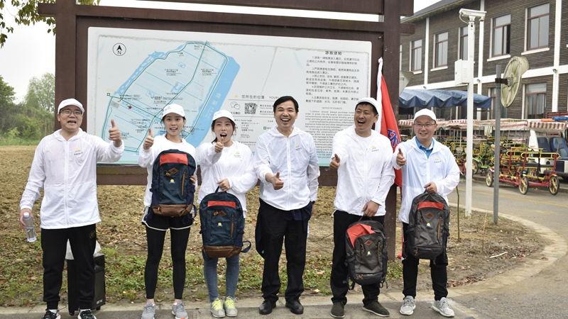 第二名-凯佰乐环澄湖跑10公里