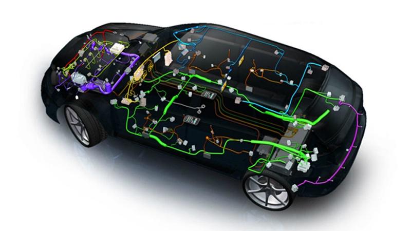 汽车新能源线束