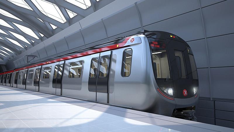 线束在地铁中的运用