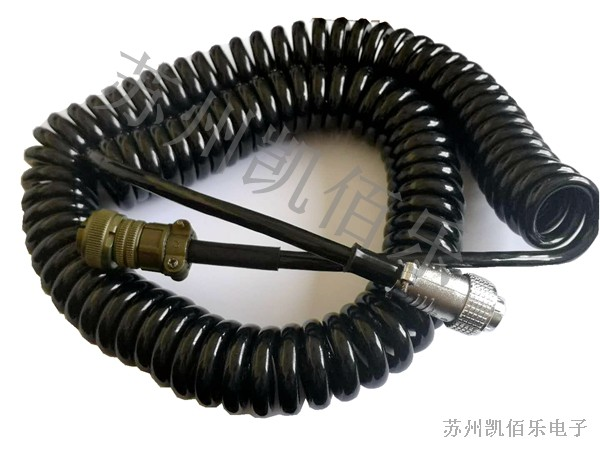 传感器螺旋线束