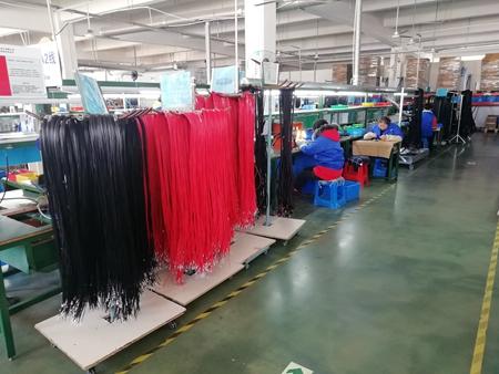 线束生产场景